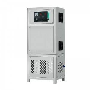 High reputation China 10kg-15kg/H Air Source Large Industry Ozone Generator for Water Treatment, Disinfection, Sterilization and Polishing