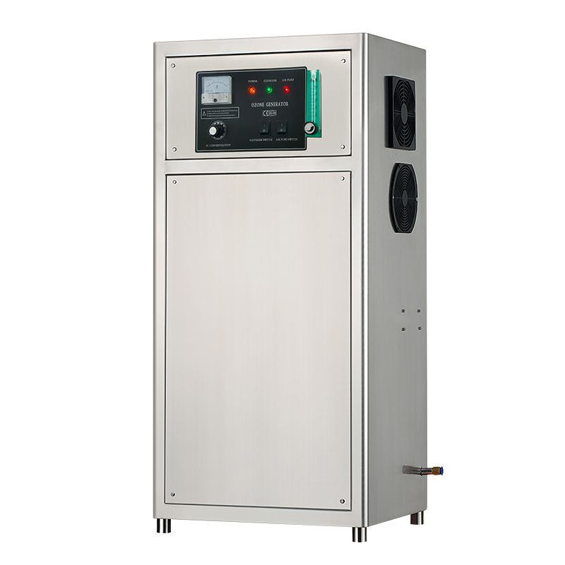 Factory Free sample Industrial Washing Machine With Ozone Making Machine Featured Image