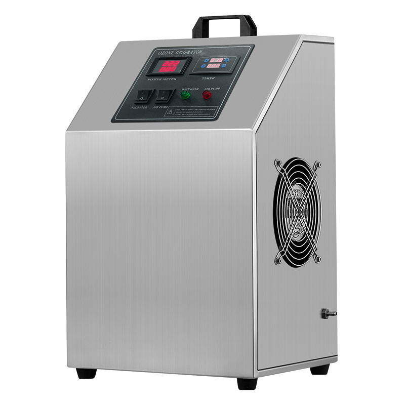 Cheap PriceList for Uv Sterilizer For Drinking Water – DNA-Series Multi-Functional Ozone Generator – Dino Featured Image
