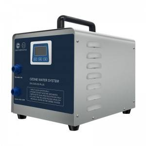ODM Supplier China Mini SPA&Bathtub Ozone Generator Water Sterilizer Pool Purification Machine 300mg/H