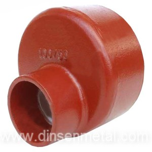 China Factory for No Hub Cast Iron Pipe Dimensions -