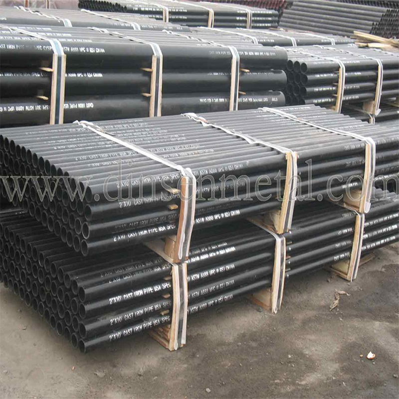 ASTM A888 hubless pipe Featured Image