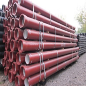 2021 China New Design Ductile Iron Pipes And Fittings En545 -