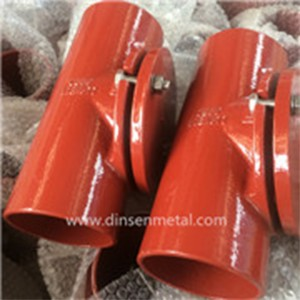 Cheapest Price Epoxy Cast Iron Pipe -