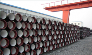 Ductile Iron Pipe [EN545]
