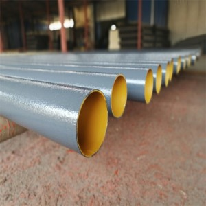 Super Lowest Price Supplying En 877 Cast Iron Pipe -