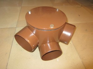 EN877 TML Pipe Fittings