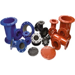 Factory Supply Ductile Iron Pipe Fittings -