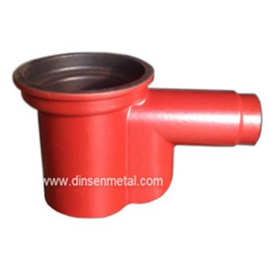 Good quality Din En 877 Cast Iron Pipe For Waste Water -