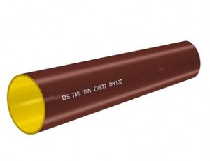 EN877 TML cast iron pipe