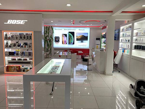 reseller Apple Bose JBL i Burkina Faso