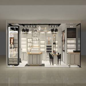 Hot saleBespoke Shop 3d Design Solution-