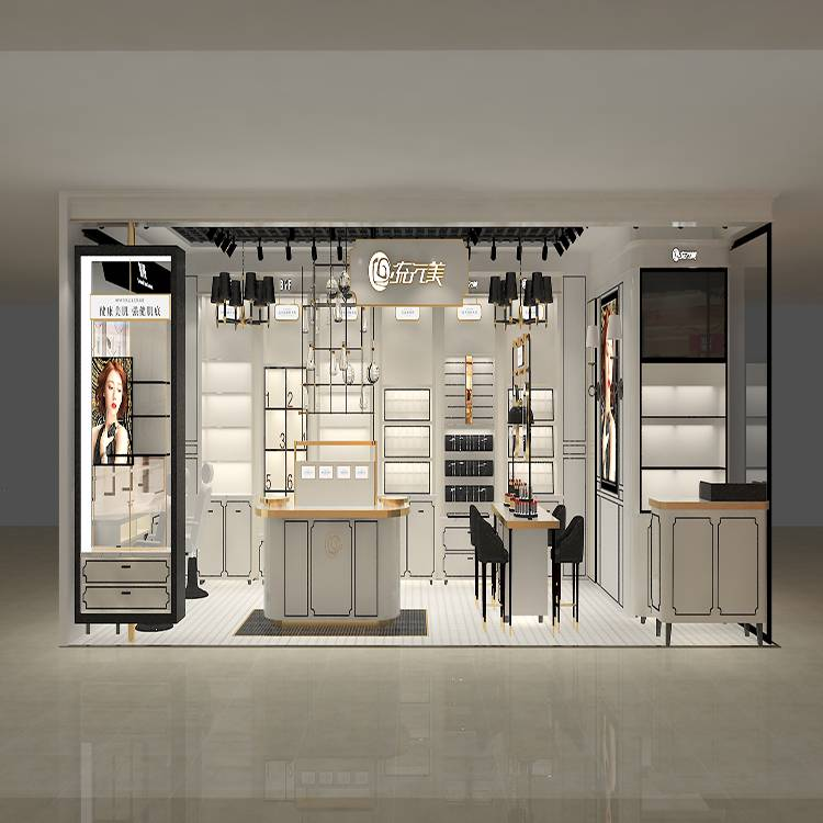 OEM China Jewellery Showroom Designs -