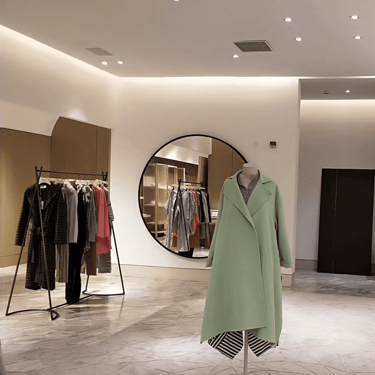 OEM manufacturer Cosmetics Display Counter -