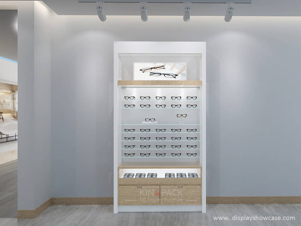 Low MOQ for Optician Shopfitters -