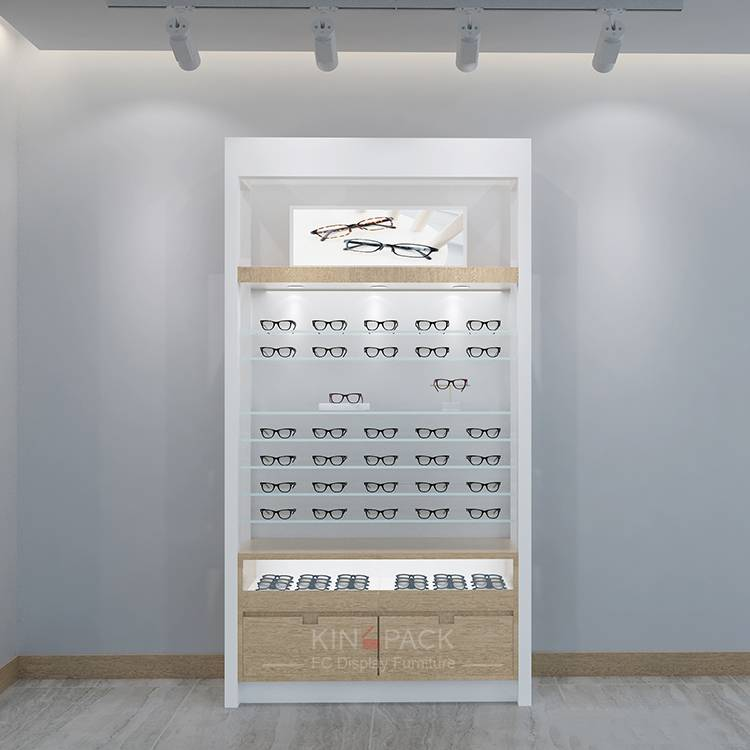 New Delivery for Optical Shop Decoration -