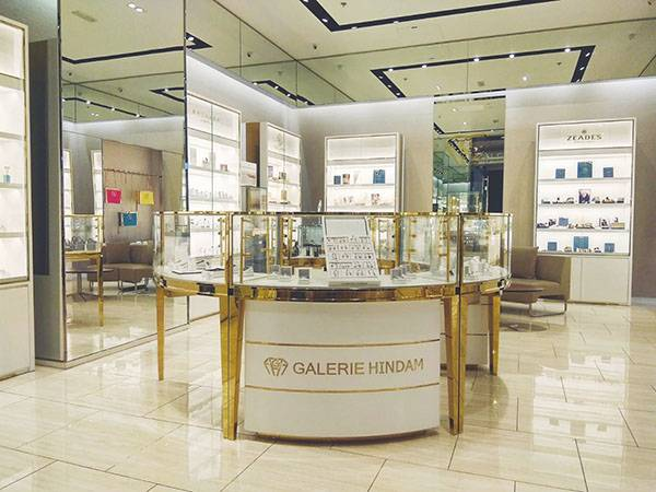 Jewelry Fashions winkel yn Dubai mall