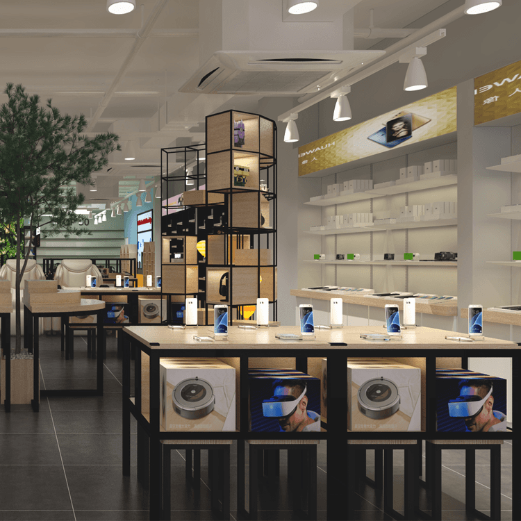 High Quality Retail Store Interior Design -