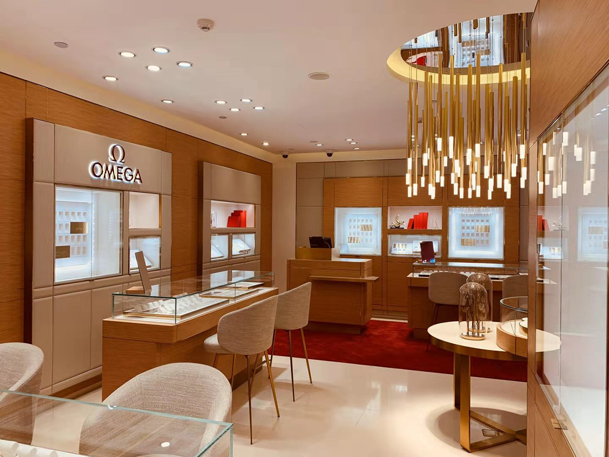 Luxury Retail Interior Fitouts