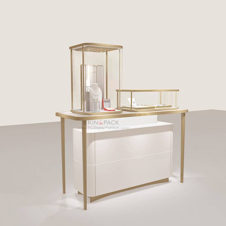 PriceList for Store Jewelry Kiosk Display -