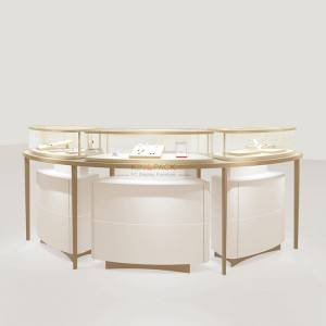 OEM Factory for Jewellery Shop Counter Design -