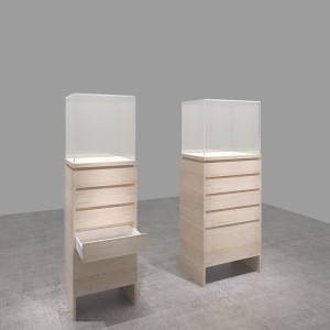 OEM/ODM Manufacturer Cosmetic Retail Display -