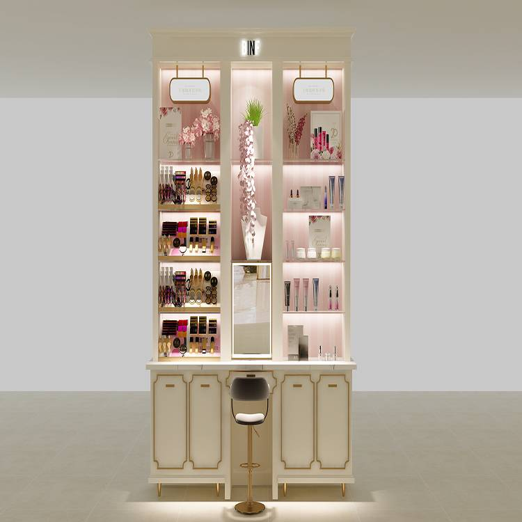 Wholesale Jewelry Store Showcase -