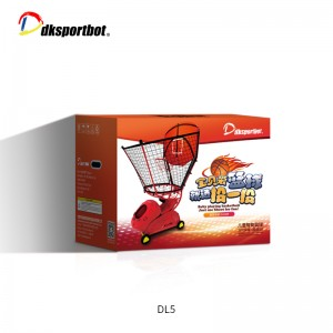 Home Intelligent Basketball Machine For Child Learning Practice