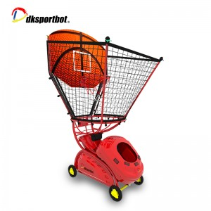 China Cheap price Basketball Launcher -
