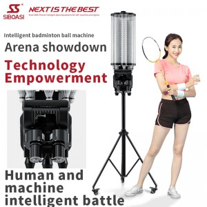 Good Quality Shuttlecock Machine -