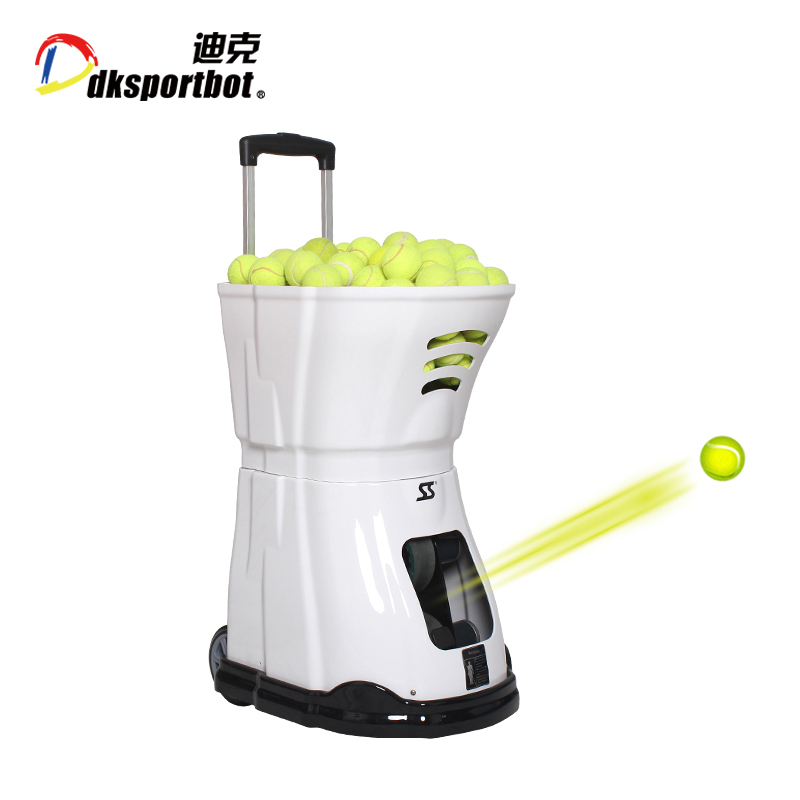 DT1 Tennis Ball Feeding Machine Featured Image