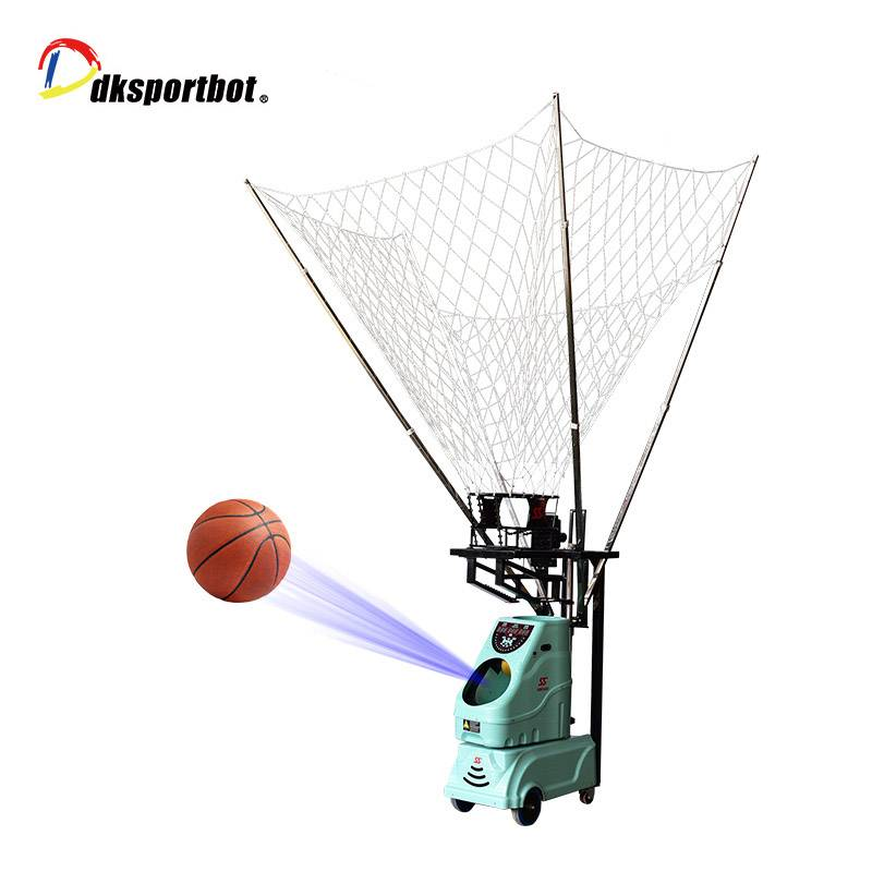 DL2 Automatic Basketball Shooting Machine Featured Image