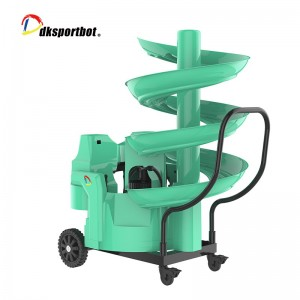 automatic football throwing machine soccer equipment