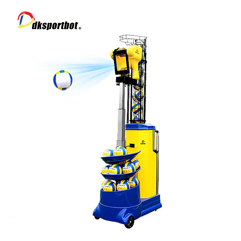 Volleyball Training Machine DV2 Featured Image
