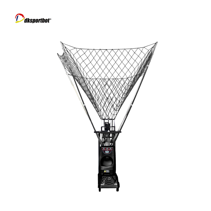 2019 Good Quality Basketball Automatic Shooting Machine -