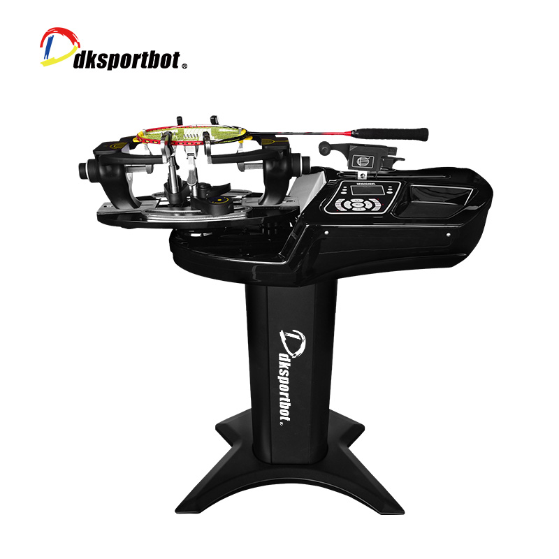 2 In 1 Automatic Racket Stringing Machine For Tennis Badminton Racket Featured Image