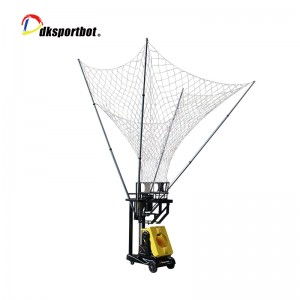 Intelligent Basketball Shooting Machine Auto-Feeder Basketball Launcher Common Training Equipment