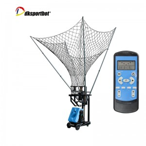Intelligent Basketball Throwing Machine