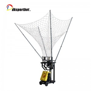Automatic Basketball Shooting Machine 14 years Supplier