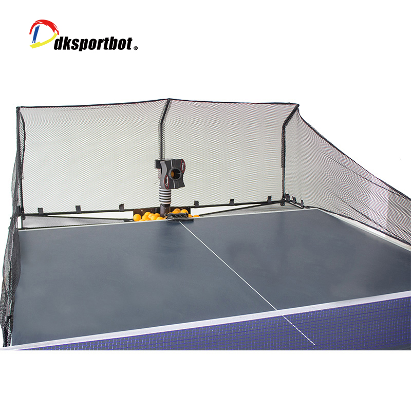 Best Table Tennis Machine Featured Image