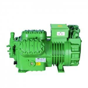 Semi-Hermetic Reciprocating Compressor R22 R404A R134A R507A semi-closed piston compressor factory
