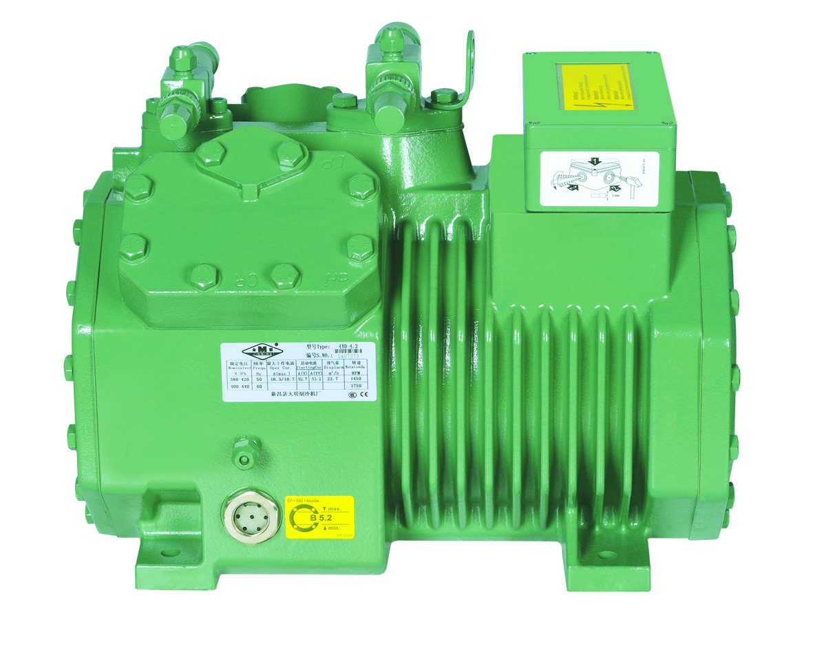 Semi-hermetic reciprocating refrigeration compressor manufacturer Featured Image