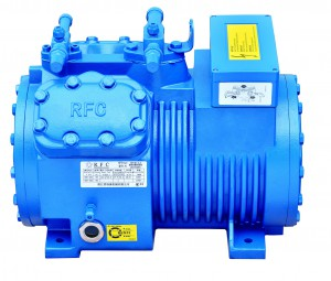 Factory Price Highly Hermetic Scroll Copeland - RFC Semi-Hermetic Reciprocating Compressor R22 R404A R134A R507A RFC4D-3.2-RFC4G-30.2 – Daming Refrigeration Technology