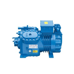 Personlized Products 25hp Refrigeration Scroll Compressor - RFC Semi-Hermetic Reciprocating Compressor R22 R404A R134A R507A 6D-25.2-6DS-30.2 – Daming Refrigeration Technology