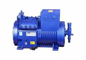 Semi-Hermetic Reciprocating Compressor R22 R404A R134A R507A suppliers