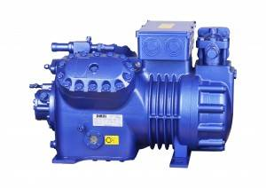 Semi-Hermetic Reciprocating Compressor double stage compressor best quality