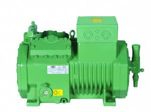 Semi-hermetic reciprocating refrigeration compressor manufacturer