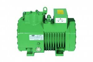 Semi-Hermetic Reciprocating Compressor R22 R404A R134A R507A