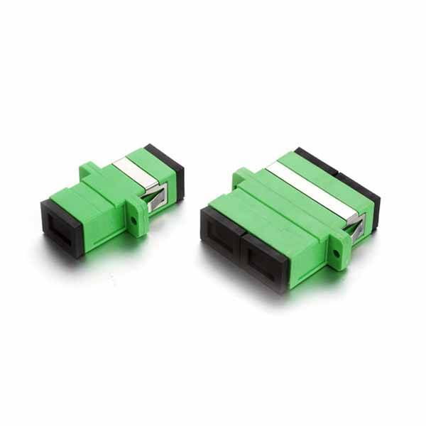 Plastic Telecommunication Parts for Optical Adapter Featured Image