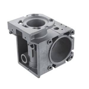 Aluminum GearBox Housing
